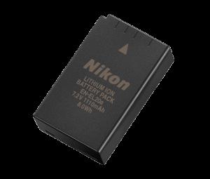 Nikon EN-EL20a accu-0
